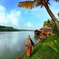 Fragrant Nature Backwater Resort & Ayurveda Spa in Kollam