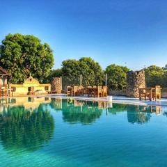 Gir Lions Paw Resort in Sasan Gir