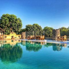 Gir Lions Paw Resort With Swimming Pool in Sasan Gir