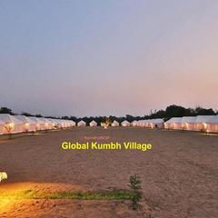 Global Kumbh Village in Naini