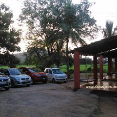 Gowri Resort in Hampi