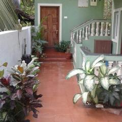 Green Villa Rooms To Let in Calangute