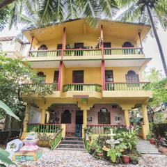 Guesthouse Near Calangute Beach, Goa, By Guesthouser 40230 in Calangute