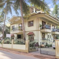 Guesthouse Near Calangute Beach, Goa, By Guesthouser 61814 in Calangute