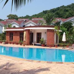 Hillview Apartment in Arpora