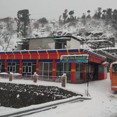 Himalaya View in Mussoorie