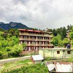 Holiday Peak in Manali
