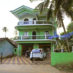 Homestay Near Benaulim Beach, Goa, By Guesthouser 46830 in Benaulim
