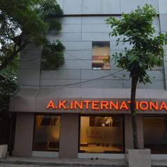 Hotel A. K. International in Mumbai