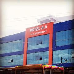 Hotel A.k And Restaurant in Morbi