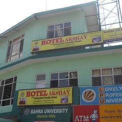 Hotel Akshay in Solan