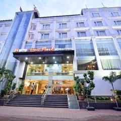Hotel Amit Park International in Bhilwara