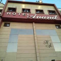 Hotel Anand in Amritsar