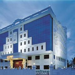 Hotel Annamalai International in Pondicherry
