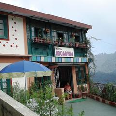Hotel Broadway in Mussoorie