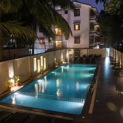 Hotel Calangute Towers in Goa