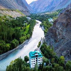 Hotel Chhutuk Heights in Kargil