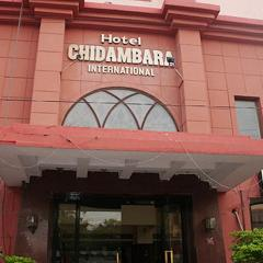 Hotel Chidambra International in Nagpur