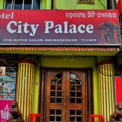 Hotel City Palace in Bhubaneshwar