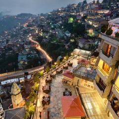 Hotel Combermere in Shimla