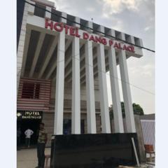 Hotel Dang Palace in Rewa