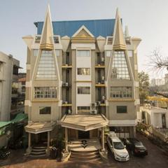 Epsilon Hotel in Ahmedabad