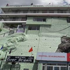 Hotel Evergreen in Mussoorie