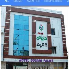 Hotel Golden Palace in Vijayawada