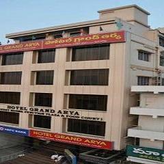 Hotel Grand Arya-eluru in Vijayawada