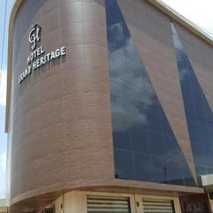 Hotel Grand Heritage in Daman
