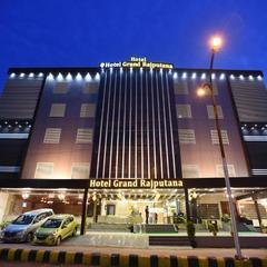 Hotel Grand Rajputana in Raipur