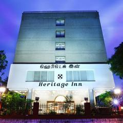 Hotel Heritage Inn in Irugur