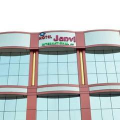 Hotel Janvi International Inn in Muzaffarpur
