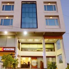 Hotel K International in Bhopal