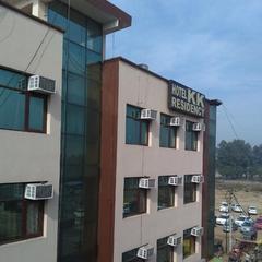 Hotel KK Residency in Chandigarh