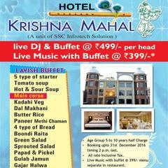 Hotel Krishna Mahal in Thanesar