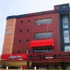 Hotel Le Central in Haridwar