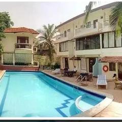 Hotel Linda Goa in Calangute