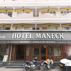 Hotel Maneck in Ooty