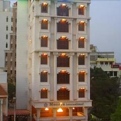 Hotel Maurya International in Chennai