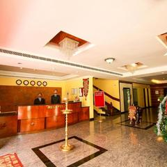 Hotel Meadows International in Kizhake Chalakudi