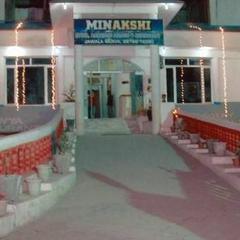 Hotel Meenakshi in Kangra