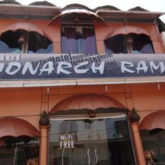 Hotel Monarch Rama in Orchha