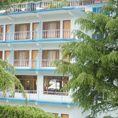Hotel Morainic Hills in Dharamshala