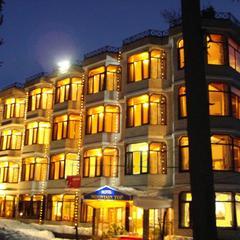 Hotel Mountain Top in Manali