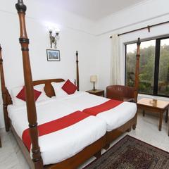 Hotel Palm Greens in New Delhi