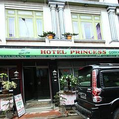Hotel Princess in Darjeeling