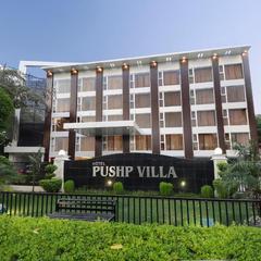 Hotel Pushp Villa Agra Taj East Gate in Agra