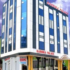 Hotel Radhika Palace in Mathura