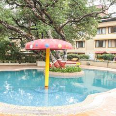 Hotel Saket Plaza in Mahabaleshwar